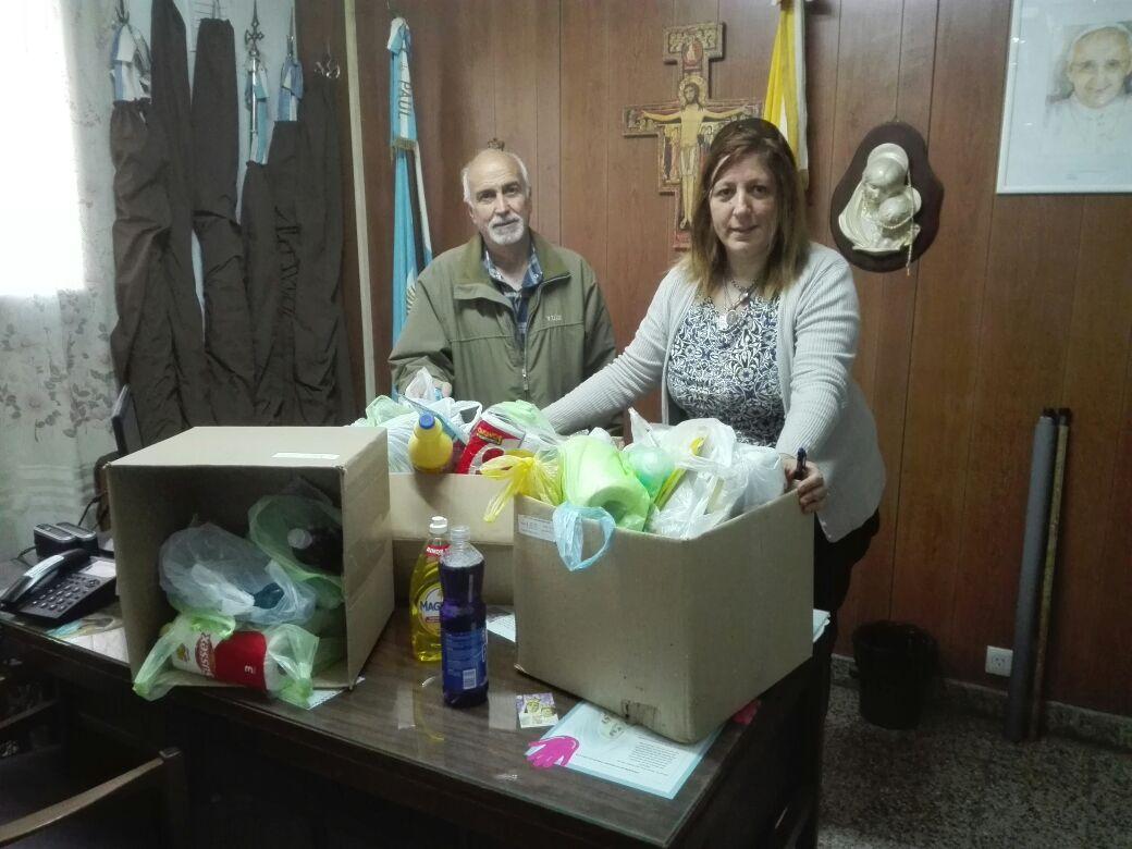 donacion San Vicente