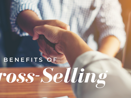 The Benefits of Cross-Selling