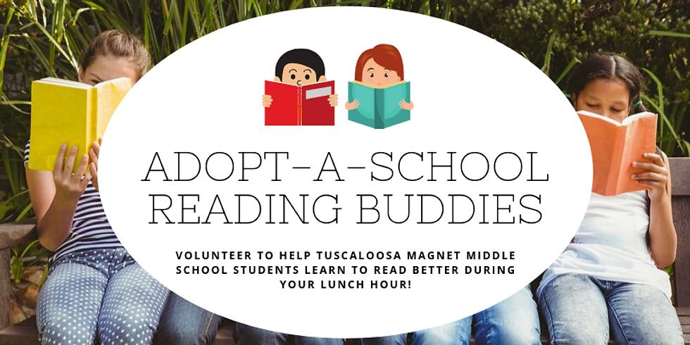 Adopt-A-School Reading Buddies