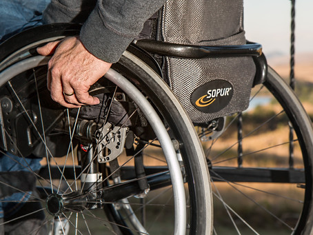 Living with Multiple Sclerosis Disability