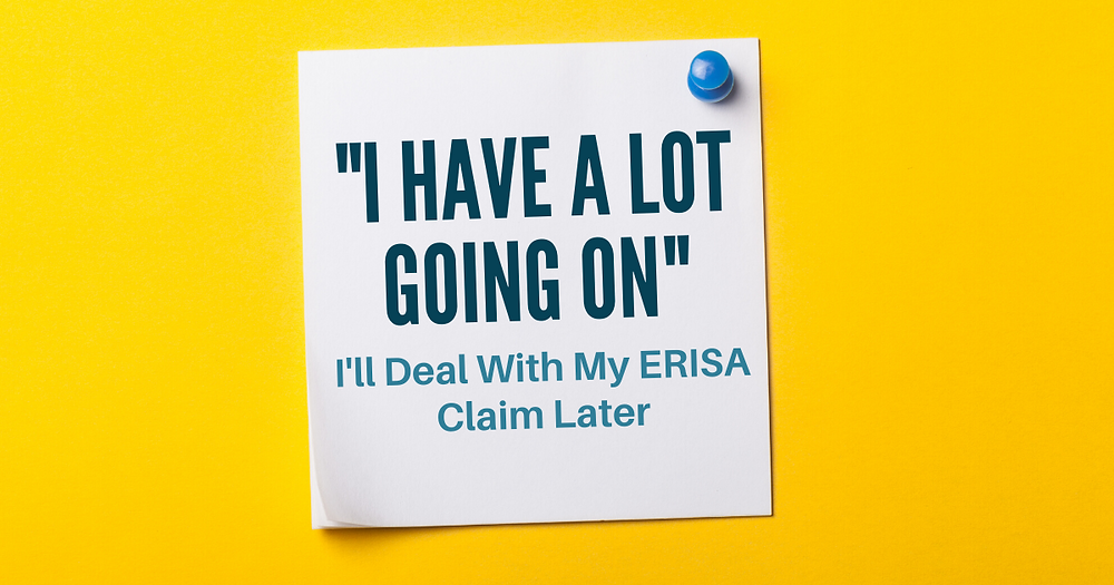 ERISA disability attorney