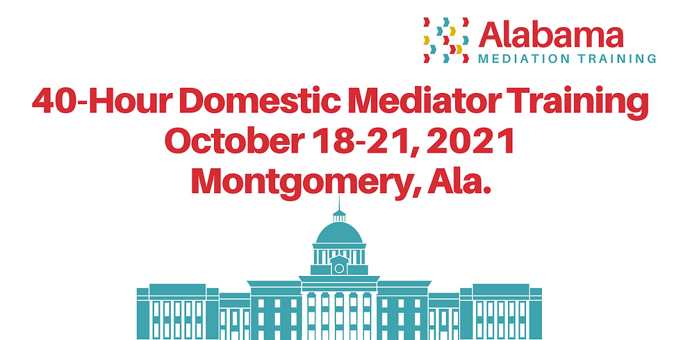 40-Hour Domestic Mediation Training Session
