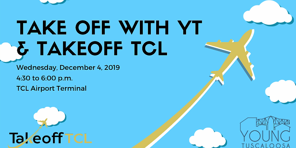 Take off with YT & Takeoff TCL