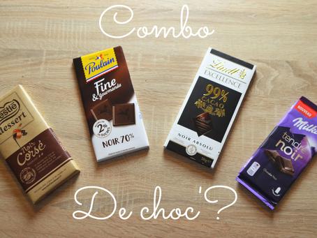 COMBO DE CHOC'