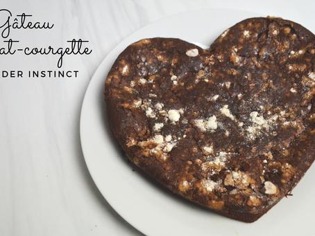 RECETTE : GÂTEAU CHOCOLAT-COURGETTE 🍫