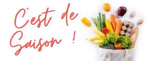CALENDRIER FRUITS ET LÉGUMES DU MOIS DE JUILLET 🍒