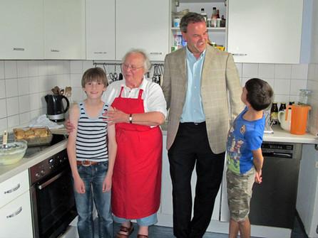 """Leckeres Essen von der """"Ersatz-Oma"""""""