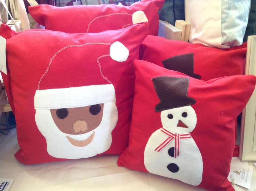 CHRISTMAS CUSHIONS 2