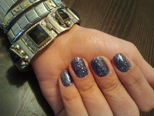 Razzle Dazzle Gel Manicure | Mobile Salon | DoorBella Creative ...