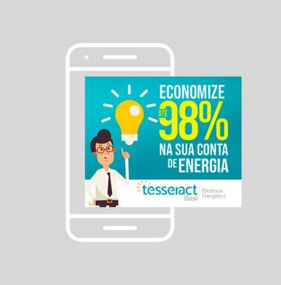 Tesseract I Campanha Digital