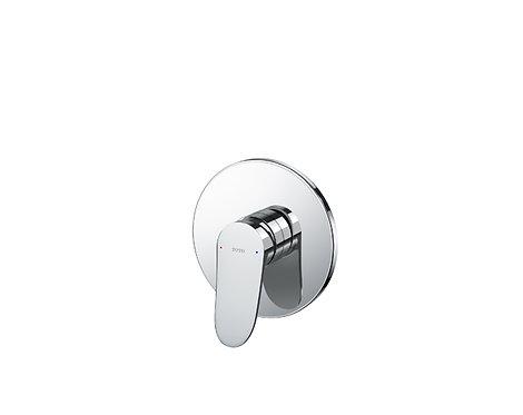 Monocomando ducha LF sin transferencia + Mini Unit
