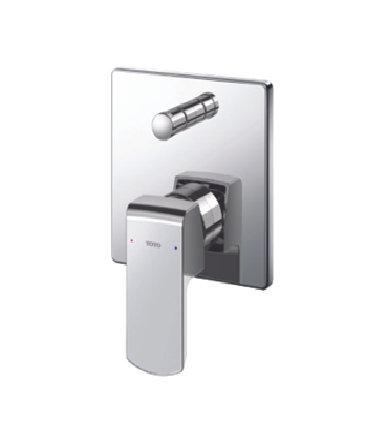 Monocomando ducha GR con transferencia + Mini Unit