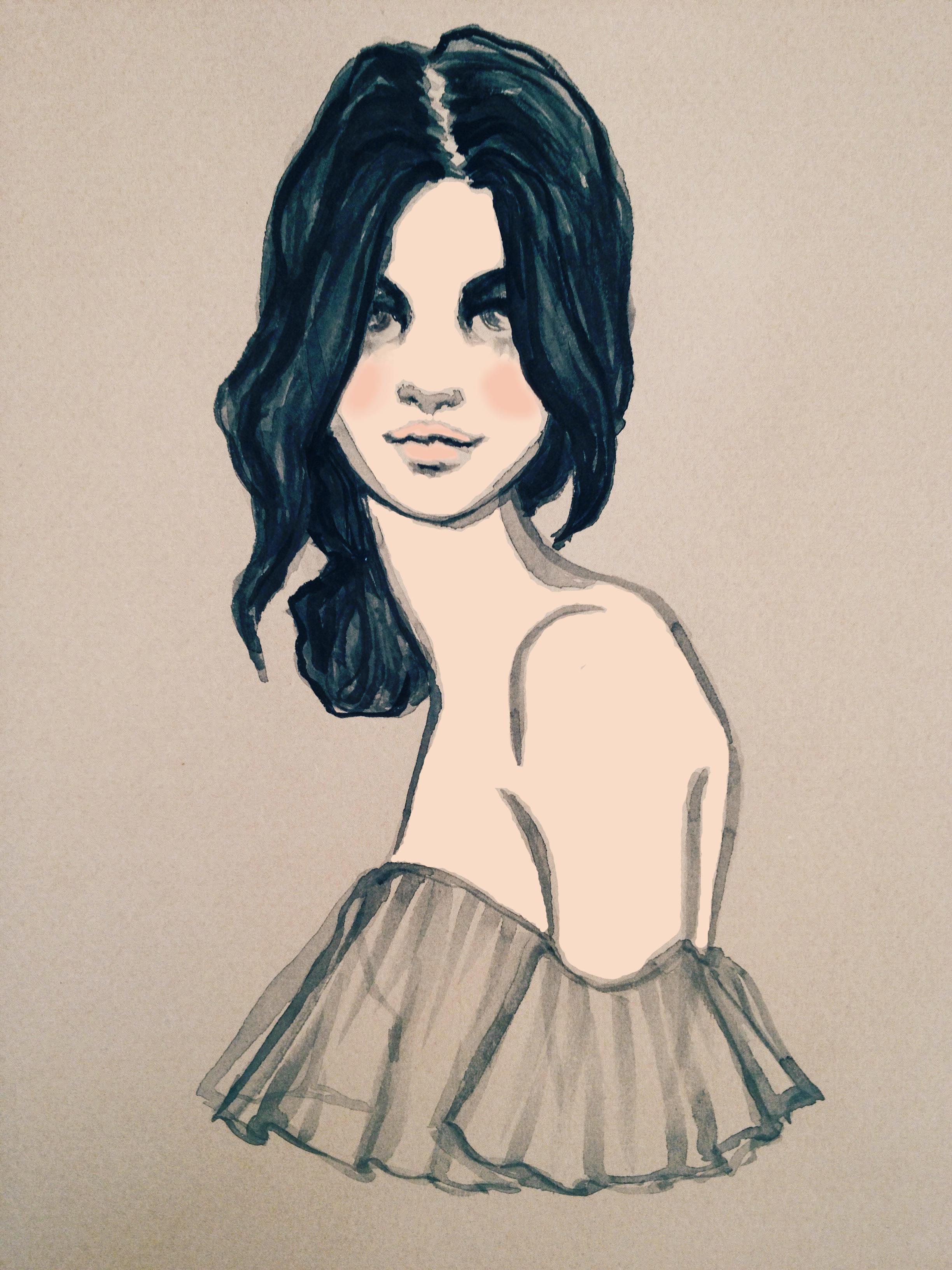 Sarah Janks for Lovely Bride