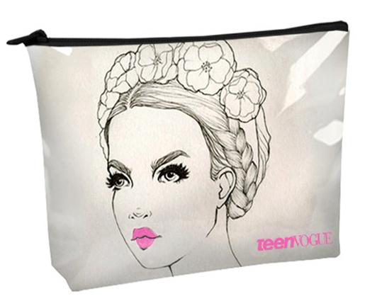 Teen Vogue for Maybelline Makeup Bag