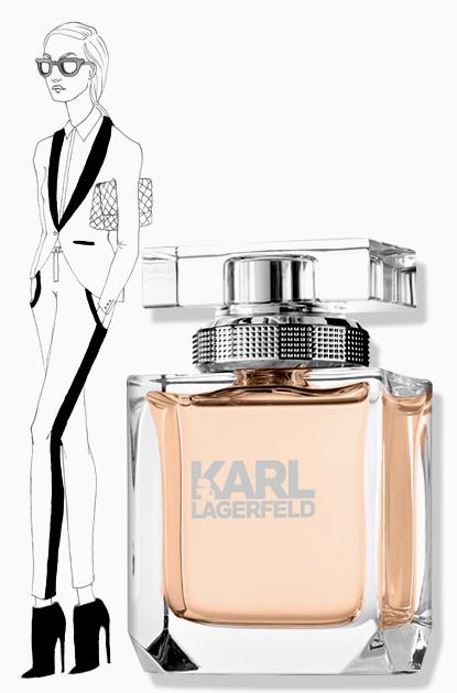 Karl Lagerfeld on Teenvogue.com