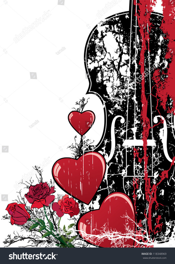 Violin for Valentine (February Special)