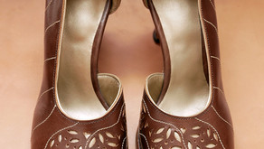 Wave/Leaf D'orsay Pumps -- from start to finish
