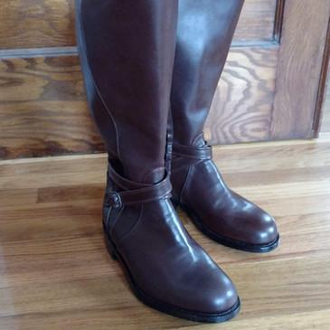 Minnesota tall boot
