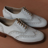 Berkshire patent leather wingtips