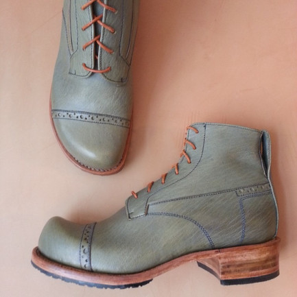 Cabot Derby Ankle Boot