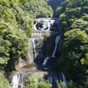 袋田の滝 (日本三名瀑)
