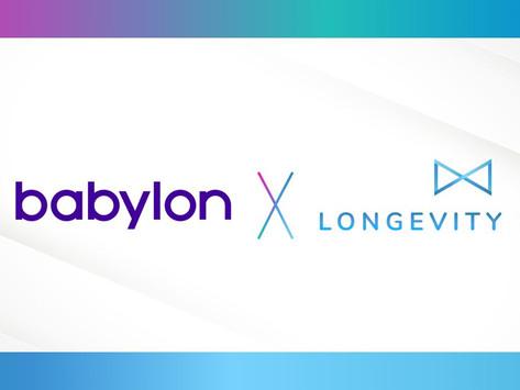 Longevity Card X Babylon Health Partnership