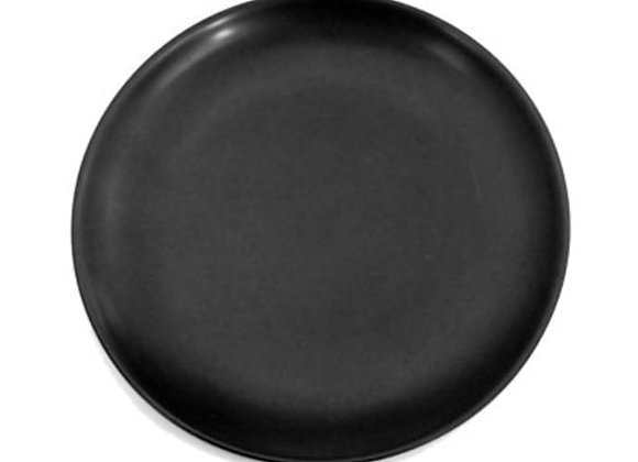 Black Ceramic Plate
