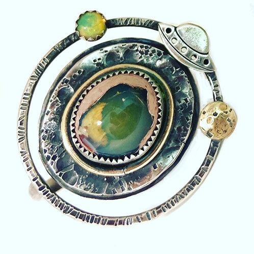 UFO Planet Ring 2