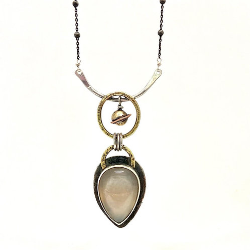 UFO Planet Necklace 1
