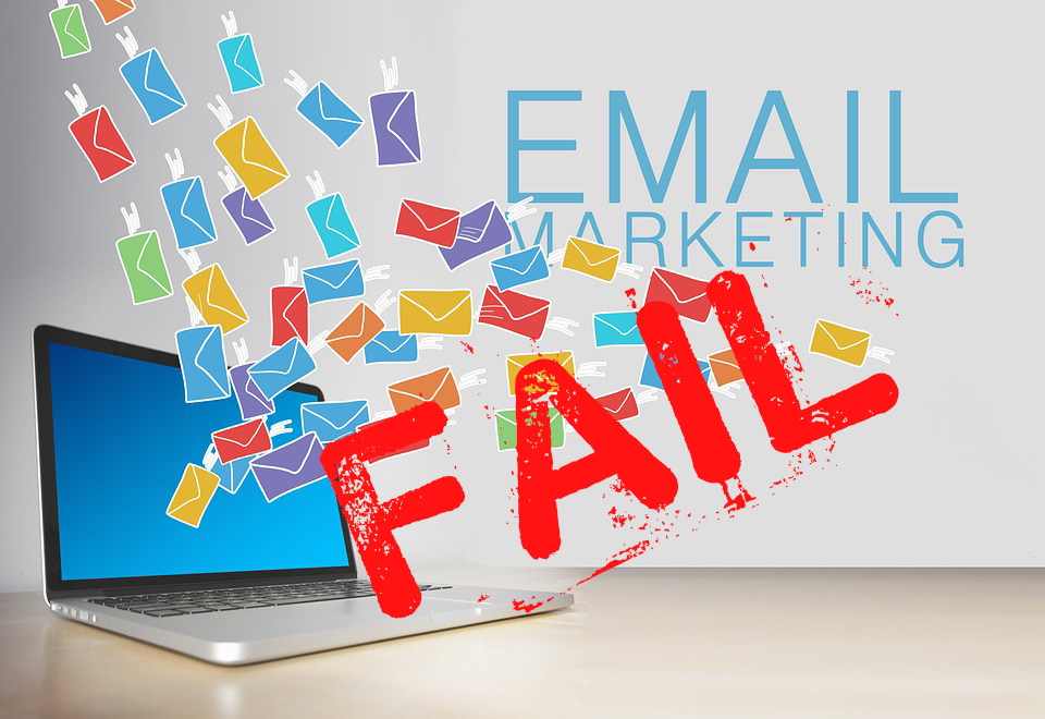Why your Email marketing fails