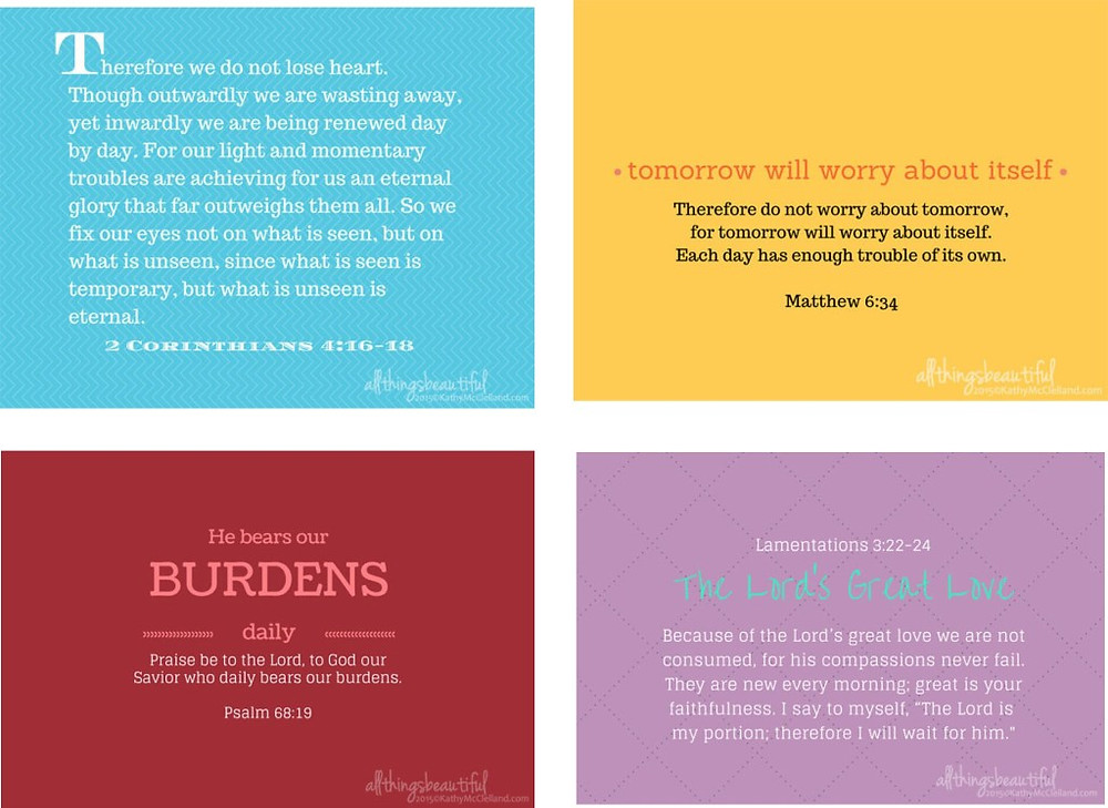 day-by-day verses