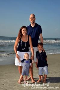 beachfamilyphoto