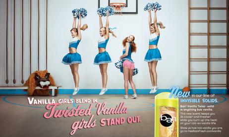 Twisted Girls Print