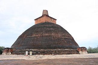 Anuradhapura, Jetavanaramaya Dagoba by Arian Zwegers