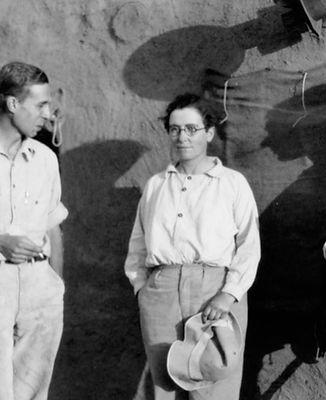 Dorothy Garrod Archaeologist