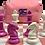 Thumbnail: Semiprofesional Omnichess Rosa/Blanco 400 g