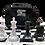 Thumbnail: Mayoreo 10 Juegos Ajedrez Omcor 650 gr Varios Colores