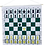 Thumbnail: Tablero de Mural Magnético de 70x80 cm