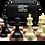 Thumbnail: Ajedrez Omcor 1.2 kg Negro/Marfil