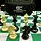 Thumbnail: Semiprofesional Omnichess Negro/Beige 400 g