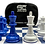 Thumbnail: Ajedrez Ultimate Ferriz Azul/Blanco 650 gr
