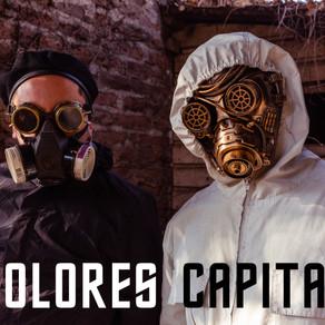 'Luche': el nuevo disco de Dolores Capital, banda del actor Toto Acuña y Fernando Jiménez