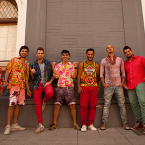 Bar Las Tejas llevará el Festival del Terremoto al Teatro Caupolicán