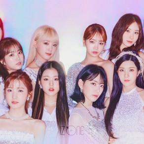 IZ*ONE rompió su propio récord  de ventas más altas en la primera semana para una girlband de Kpop