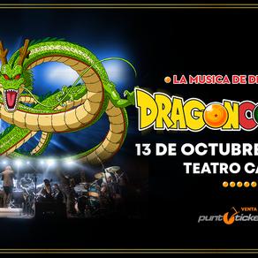 Llega a Chile 'Dragon Concert', el concierto inspirado en Dragon Ball
