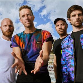 """Coldplay presenta su esperado nuevo álbum """"Music Of The Spheres"""""""