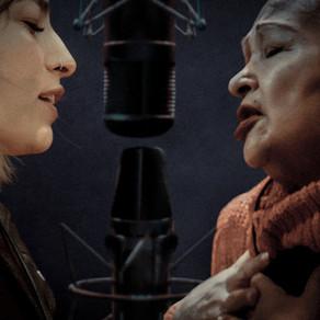 Amparito Jiménez y Ana Tijoux estrenan 'Vivo Contigo' una canción con Trópico Sur y Mapocho Orquesta