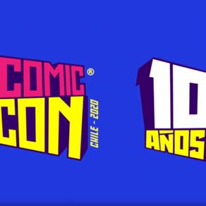 Comic Con Chile se prepara para celebrar 10 años en el país