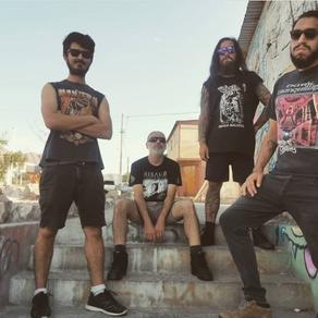 Banda antofagastina Pulmón de Plomo adelanta tercer disco con nuevo videoclip