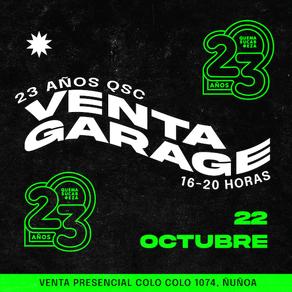Este viernes, Quemasucabeza realizará venta especial para celebrar sus 23 años de existencia